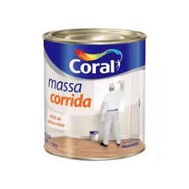 MASSA CORRIDA PVA 1,5KG CORAL