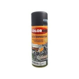 SPRAY COLORGIN ALTA TEMP PRETO