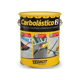 CARBOLASTICO N2 4KG VEDACIT
