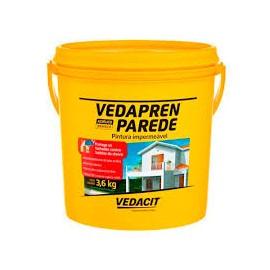 VEDAPREN PAREDE BR 3,6KG VEDACIT