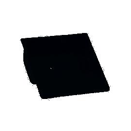 TANQUE MARM SINT GRAN N2 62X62CM PRETO