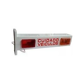 SINALIZADOR GARAGEM LED COM BIP BIVOLT