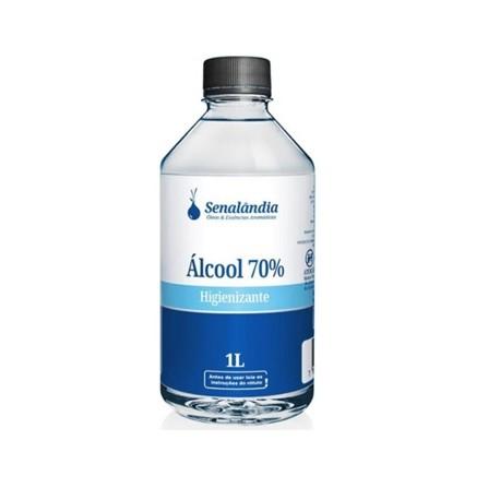 ALCOOL LIQUIDO 70% 1LT