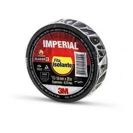 FITA ISOLANTE IMPERIAL 18MMX20MTS 3M